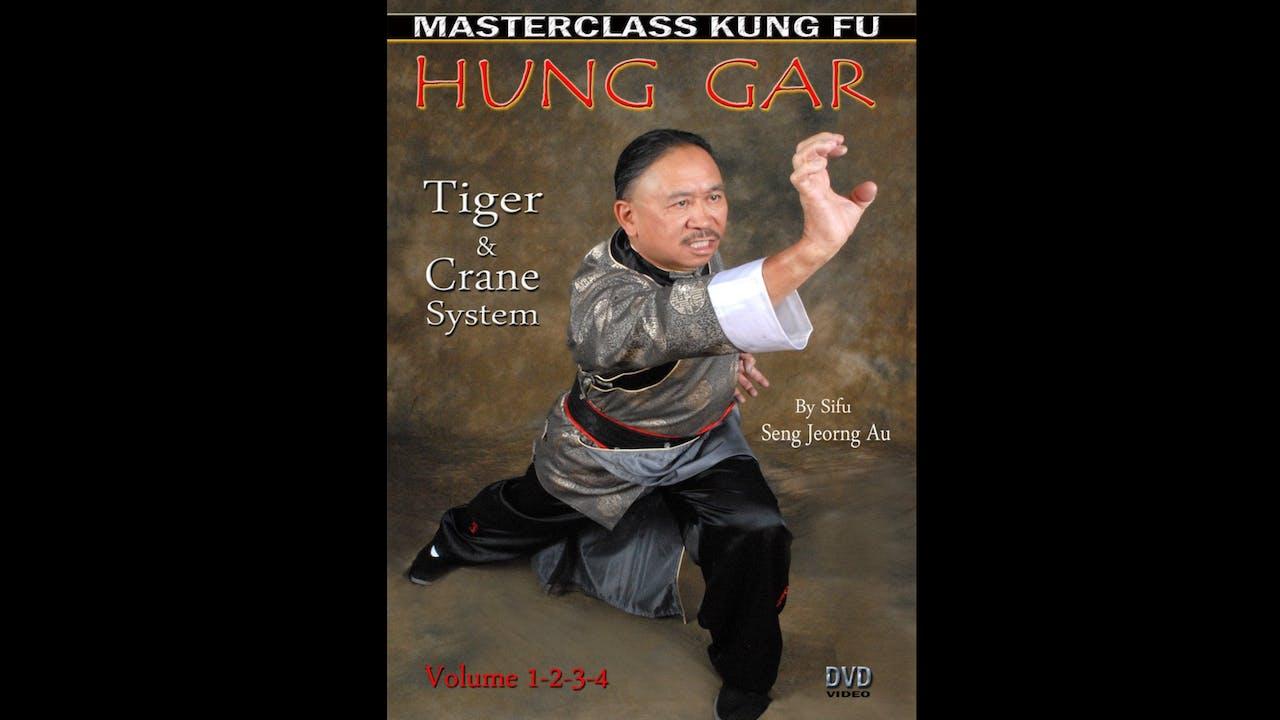Masterclass Hung Gar Kung Fu by Seng Jeorng Au