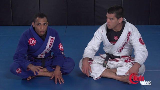 JP Rafael Freitas Favorite Moves 3 Double Guard Pull - Japanese