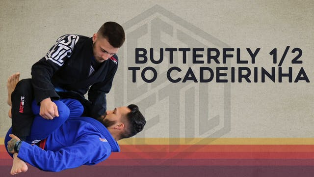 7. Butterfly Half to CD-Caderinha