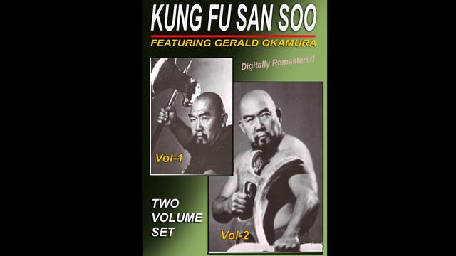 Chinese Kung Fu San Soo by Gerald Okamura