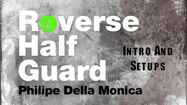 JP Reverse Half Guard Vol. 1 by Philipe Della Monica (日本語解説付)