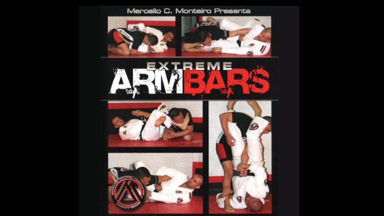 Extreme Armbars with Marcello Monteiro