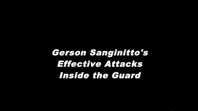 12001 Dynamic BJJ Subs from the Guard Gerson Sanginitto