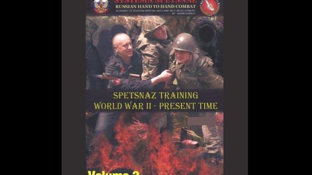 Systema Spetsnaz 2 Spetsnaz Training WW2 - Present