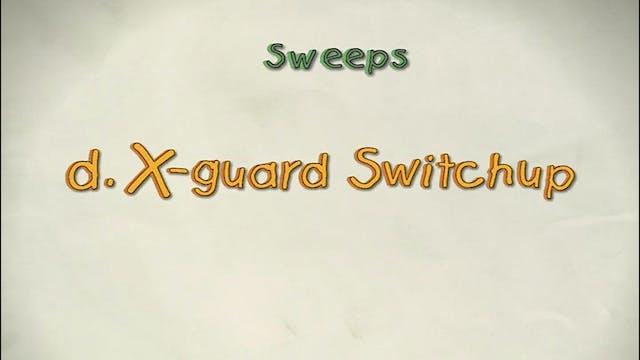 Vol 3 d. X Guard Switch Up