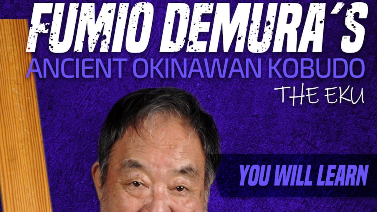 Okinawan Kobudo: Eku by Fumio Demura