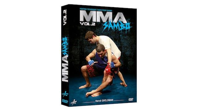 Sambo for MMA Vol 2 by Herve Gheldman