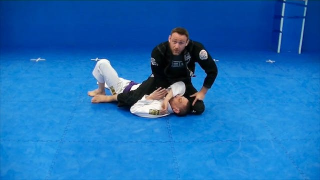 Top Game Domination S-Mount & Low Posture Attacks by Stephen Whittier
