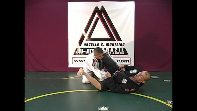 Marcello Monteiro - Purple to Brown Level 1 bottom game
