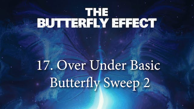 17 Over Under Basic Butterfly Sweep 2 - Butterly Effect