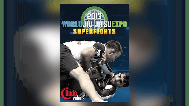 2013 World Jiu-Jitsu Expo Superfights