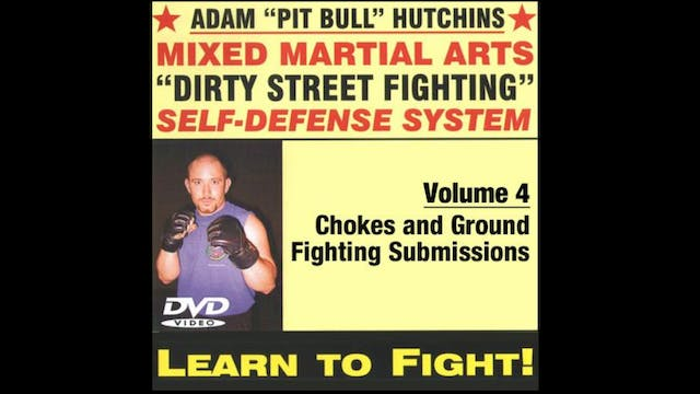 Dirty Street Fighting with Adam Hutchins