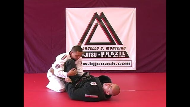 BJJ Guard Attacks with Marcello Monteiro