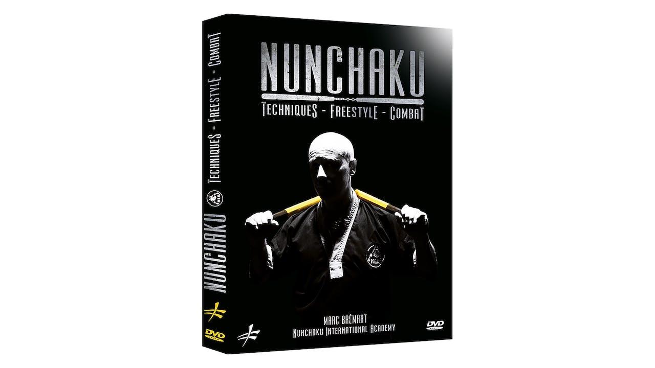 Nunchaku Techniques, Freestyle & Combat