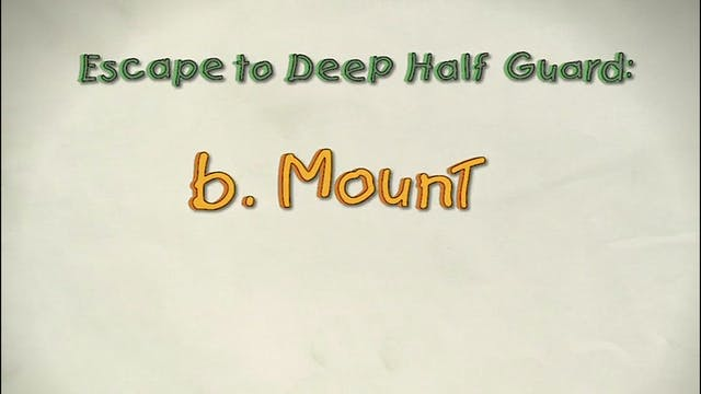 Vol 1b. Mount