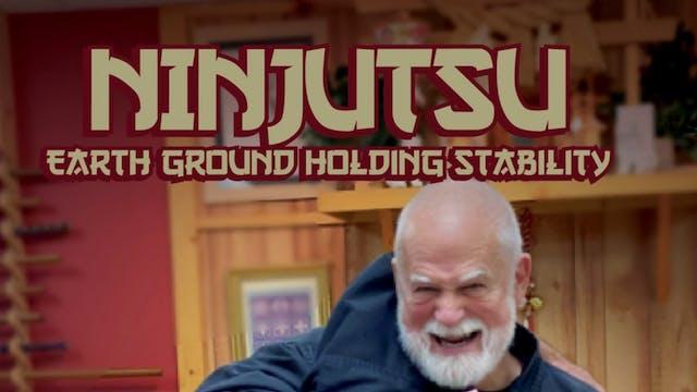 Ninjutsu Secrets 6 Earth Stability Stephen Hayes