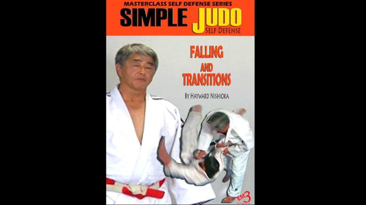 Judo Falling & Transitions with Hayward Nishioka