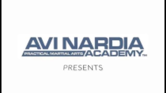 3 Israeli Jiu-Jitsu Series by Avi Nardia