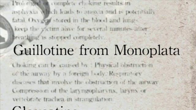 4 Guillotine from Monoplata Darcepdia...