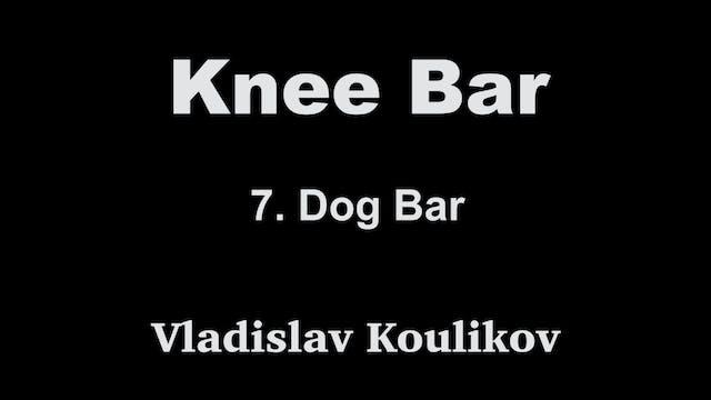 7. Dog Bar - Vladislav Koulikov Kneebar