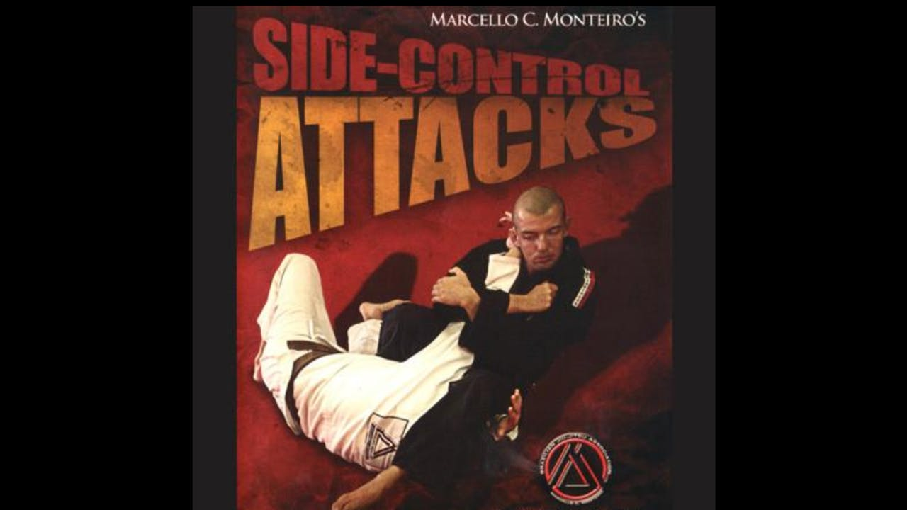 Side Control Attacks with Marcello Monteiro