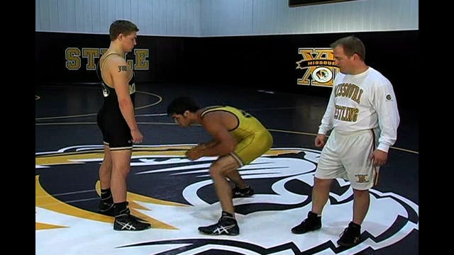 Tiger Style Wrestling Drills On Your Feet by Brian Smith