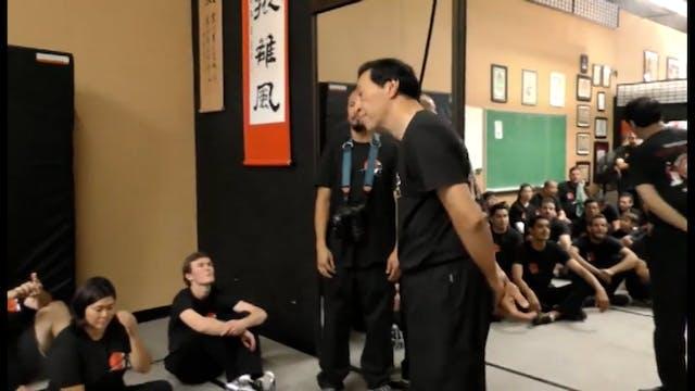 00623 Wing Chun Seminar 2