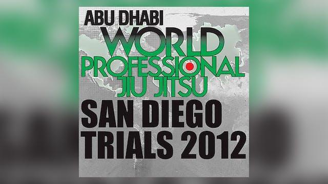 2012 Abu Dhabi Pro Trials San Diego