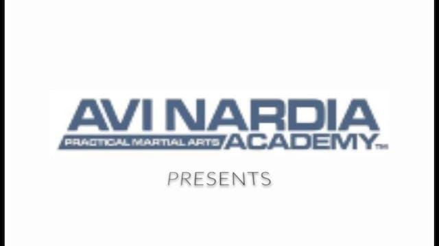 4 Israeli Jiu-Jitsu Series by Avi Nardia