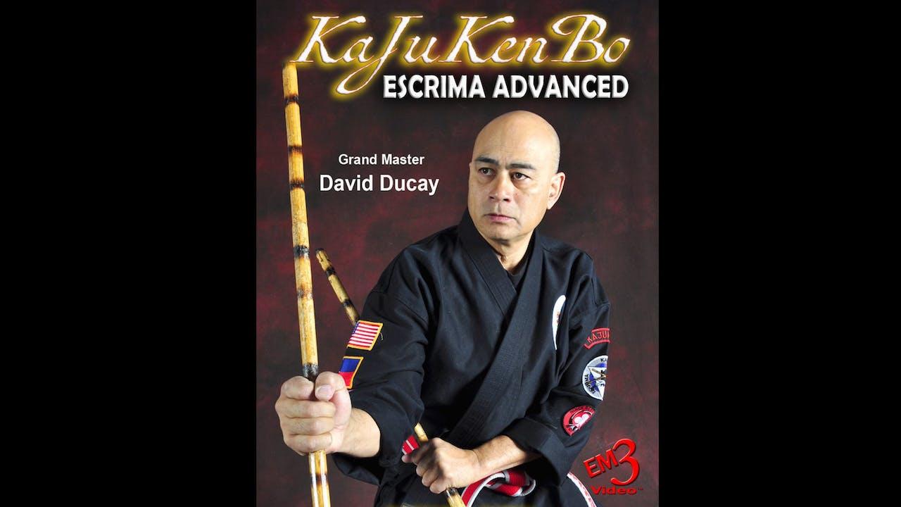 KaJuKenBo Escrima Advanced by David Ducay