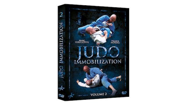 Judo Immobilizations Vol 2 By Franck Moreau