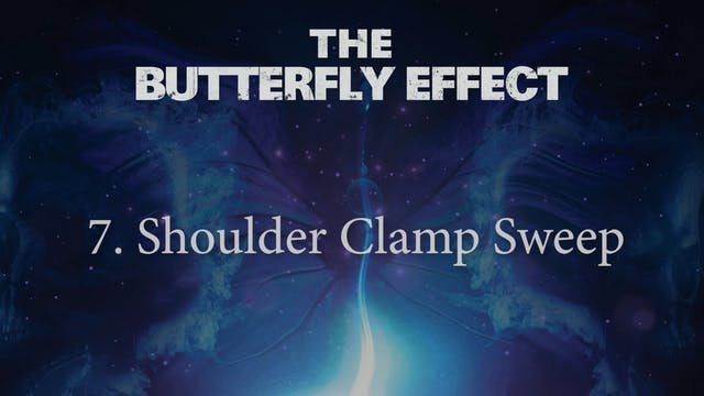 7 Shoulder Clamp Sweep - Butterly Effect