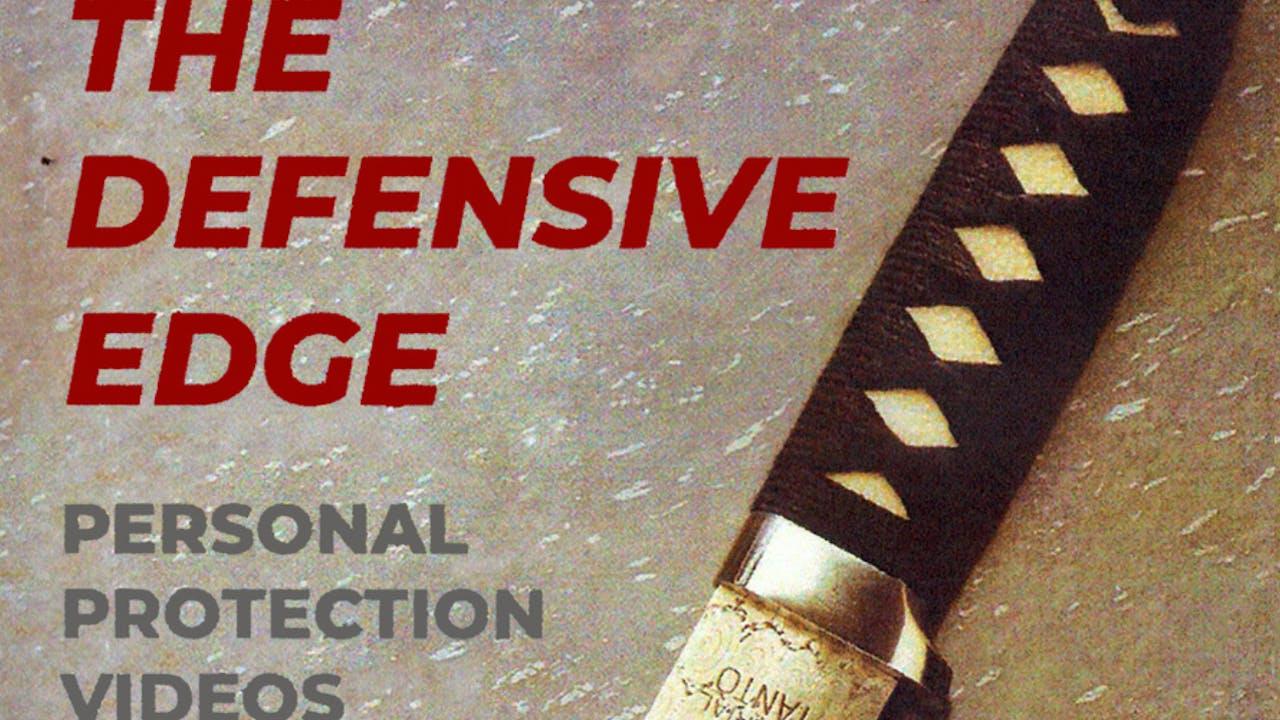 The Defensive Edge Vol 1 by Ernie Franco