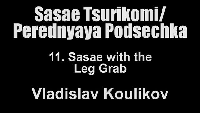 11. Sasae with the Leg Grab - Vladisl...