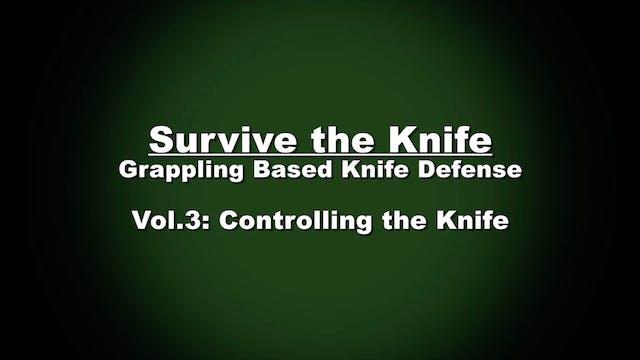 Bjorn Friedrich Survive the Knife 3
