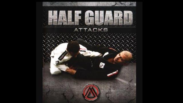 Half Guard Attacks with Marcello Monteiro