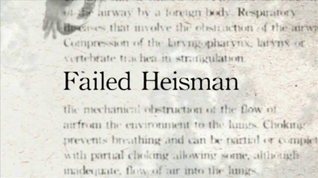 9 Failed Heisman Darcepedia English V...