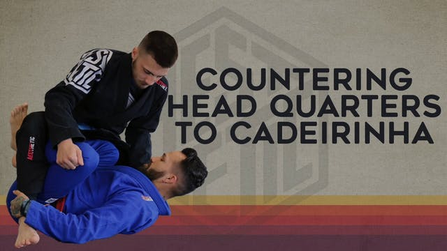 4. Countering Head Quarters to CD-Caderinha