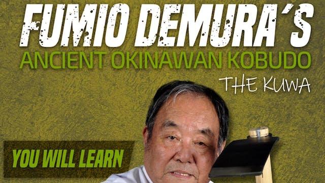 Okinawan Kobudo: Kuwa by Fumio Demura