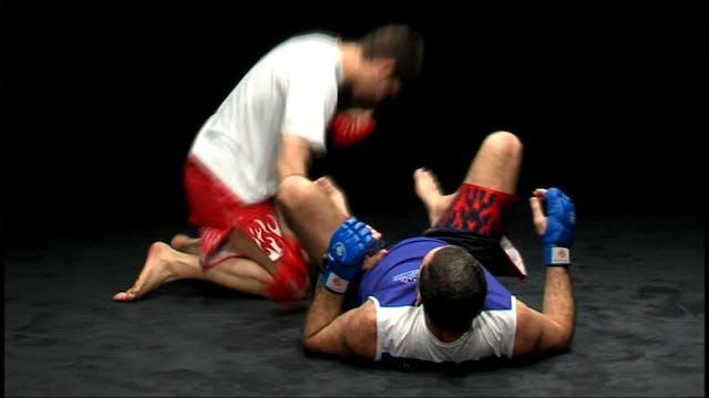 Sambo for MMA Vol 1 by Herve Gheldman DVD313