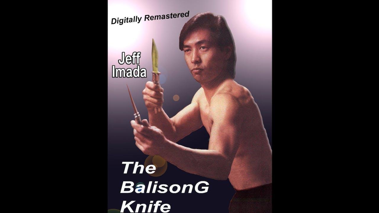 The Balisong Knife by Jeff Imada