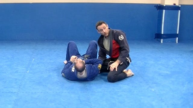 Invincibility Submission Defense Part 2 by Stephen Whittier
