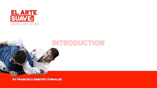 El Arte Suave Basic Jiu-Jitsu (Japanese) by Francisco Sinistro Iturralde