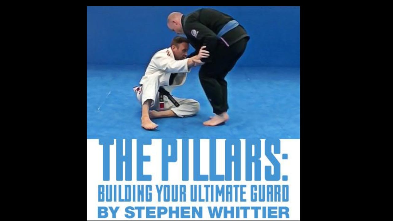 Pillars Building Ultimate Guard Stephen Whittier