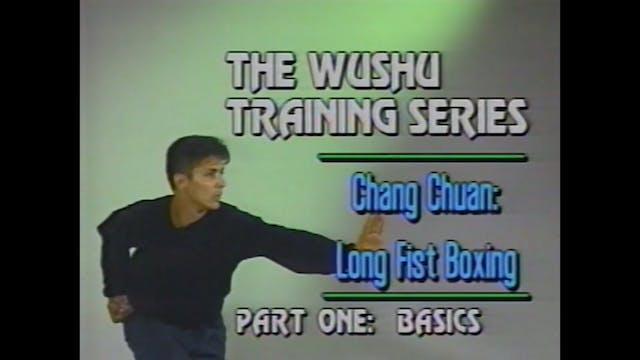 Chang Chuan Longfist Boxing