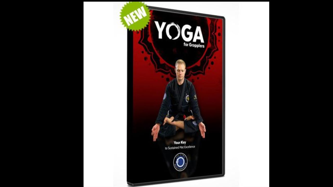Yoga for Grapplers with Nic Gregoriades