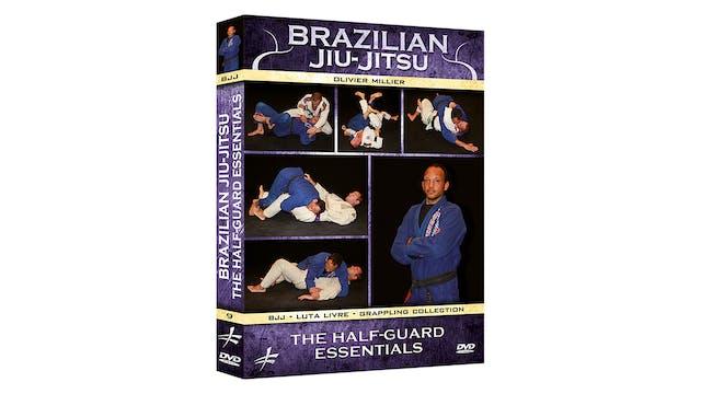 BJJ Vol 9 Half Guard by Olivier Millier