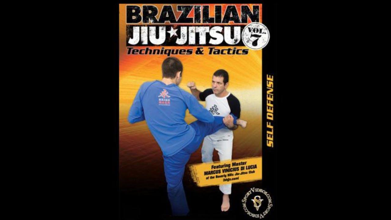 BJJ Self Defense by Marcus Vinicius