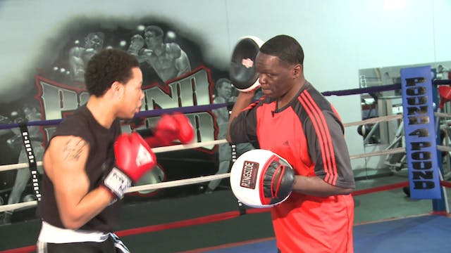 Boxing Tips and Techniques Vol 3 by Jeff Mayweather