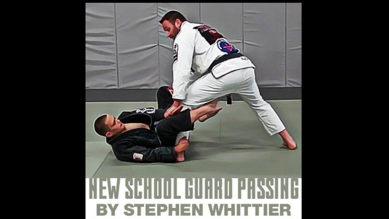 New School Guard Passing by Stephen Whittier